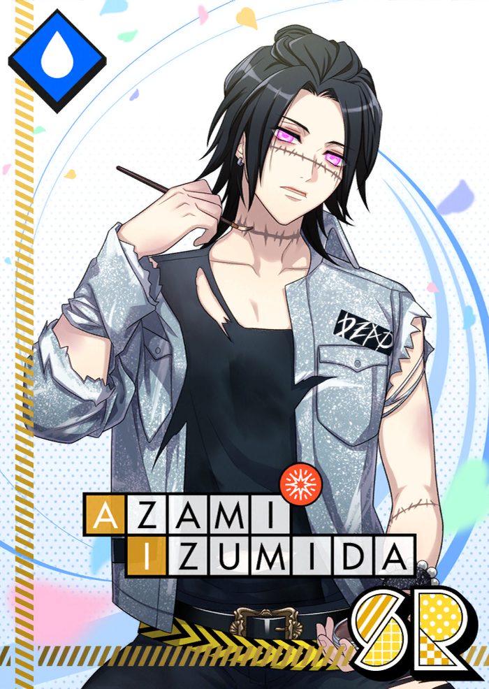 Azami Izumida SR Blooming Trail unbloomed.png