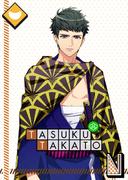 Tasuku Takato N Die by the Sword unbloomed