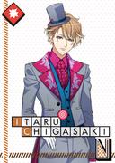 Itaru Chigasaki N Alex in Wonderland unbloomed