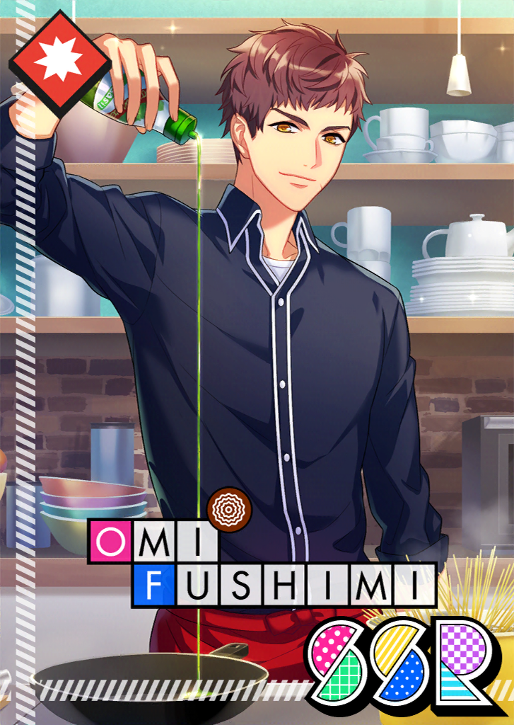 Omi Fushimi SSR Bold Flavors unbloomed.png