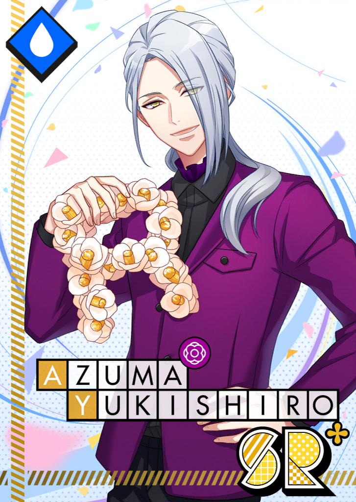 Azuma Yukishiro SR Blooming Trail bloomed.png