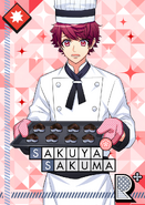 Sakuya Sakuma R Burnt with Love bloomed