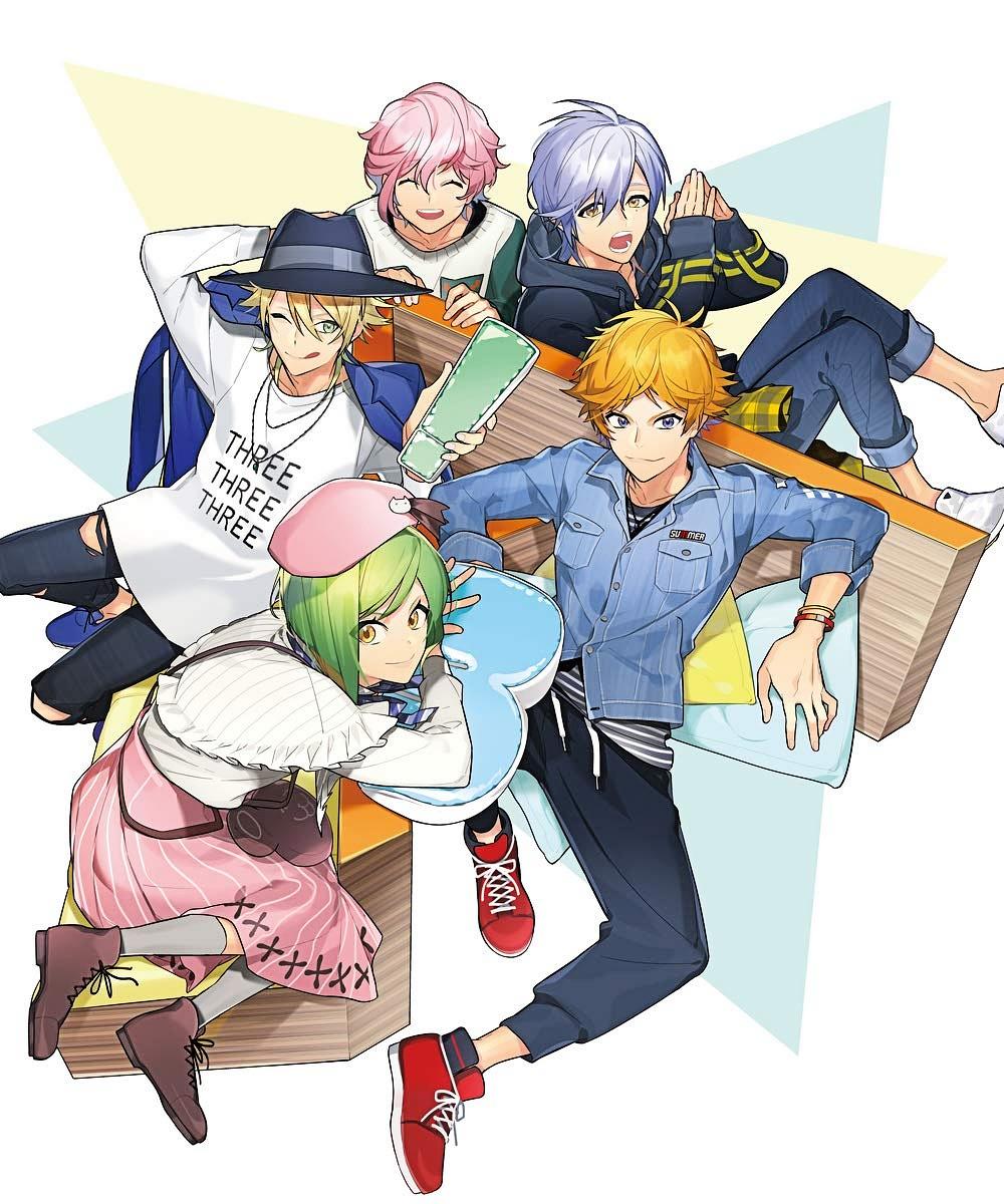 Summer Manga
