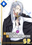 Azuma Yukishiro SR Blooming Trail unbloomed