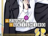 Azuma Yukishiro SR 【Blooming Trail】