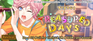 Treasured Days Revival Tryout Banner