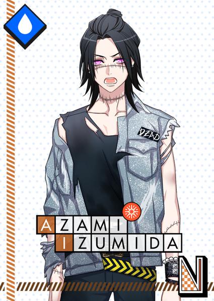 Azami Izumida N DEAD-UNDEAD unbloomed.png