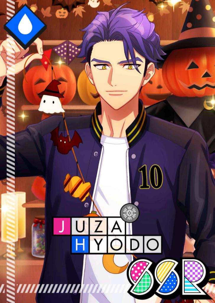Juza Hyodo SSR 【Sweet ☆ Trick】