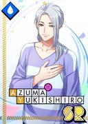 Azuma Yukishiro SR Charming Sailor unbloomed
