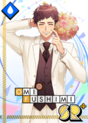 Omi Fushimi SR Surprise Broccoli! bloomed