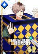 Tsuzuru Minagi SR Touch and Go Illusion unbloomed