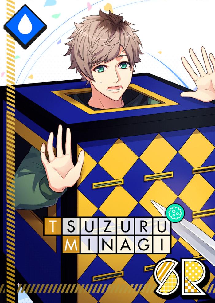Tsuzuru Minagi SR 【Touch and Go Illusion】