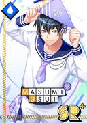 Masumi Usui SR Sincere Salute bloomed