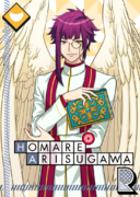 Homare Arisugawa R Sympathy for the Angel unbloomed