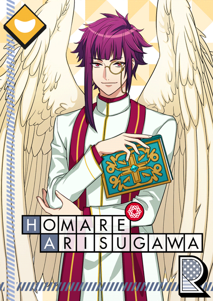 Homare Arisugawa R Sympathy for the Angel unbloomed.png