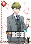 Chikage Utsuki N Suit & Tie bloomed