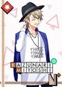 Kazunari Miyoshi N Summer Ready bloomed