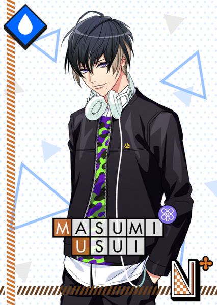 Masumi Usui N Waiting for Spring bloomed.png