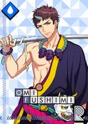 Omi Fushimi R Sneering Oni unbloomed