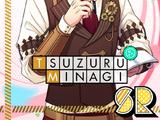 Tsuzuru Minagi SR 【Blooming Trail】