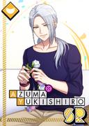 Azuma Yukishiro SR Wishing on a Flower Crown unbloomed