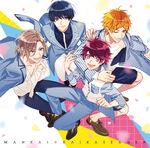 Mankai Kaika Sengen album cover