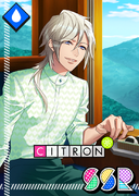 Citron SSR Longing From the Carriage Window unbloomed