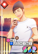 Omi Fushimi SSR Golden Hour by the Bay unbloomed