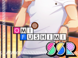 Omi Fushimi SSR 【Golden Hour by the Bay】