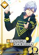 Misumi Ikaruga SR Triangle-tastic Parfait unbloomed