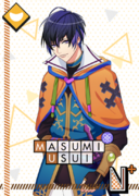 Masumi Usui N Knights of the Round IV bloomed