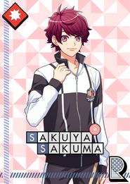 Sakuma Sakuya R 【Standing Rehearsal】