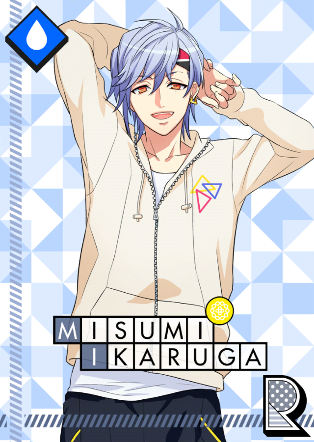 Misumi Ikaruga R Standing Rehearsal unbloomed.png