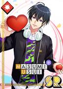 Masumi Usui SR Pure Love Illusion unbloomed