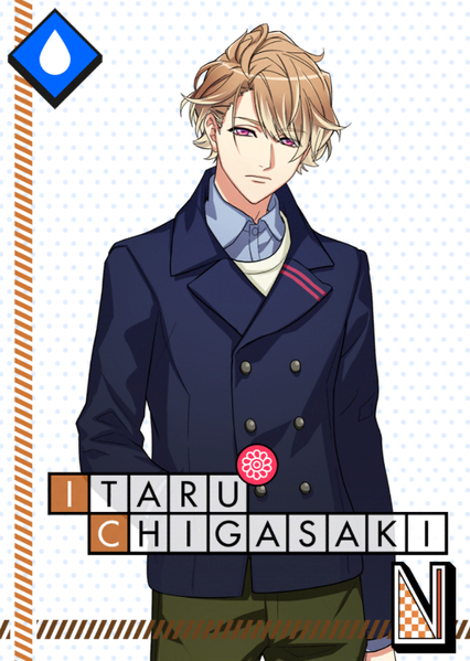 Itaru Chigasaki N Waiting for Spring unbloomed.png