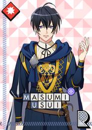 Masumi Usui R 【Romeo and Julius】