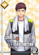 Omi Fushimi R Standing Rehearsal unbloomed