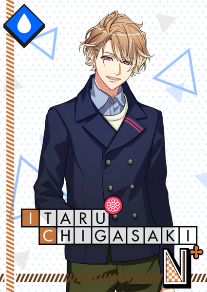 Itaru Chigasaki N Waiting for Spring bloomed.png