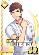 Omi Fushimi SR A Man's Appearance unbloomed