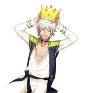 Citron SR Crown of Glory unbloomed transparent