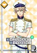 Kazunari Miyoshi R Captain Sky's Pirates unbloomed