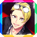 Ken Sakoda SSR The Host of April Fools' bloomed icon