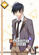 Masumi Usui N Hanasaki High School bloomed