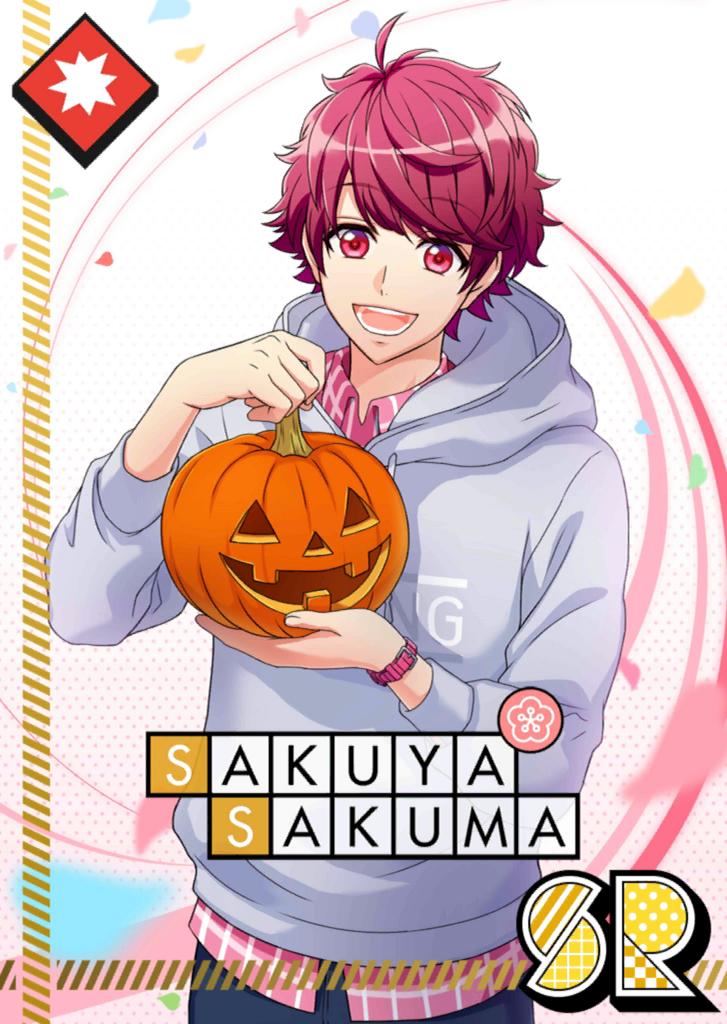 Sakuya Sakuma SR Demon in Training unbloomed.png