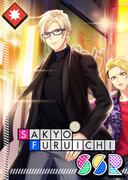 Sakyo Furuichi SSR Night Watch unbloomed