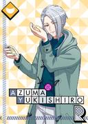 Azuma Yukishiro R A Celeb's Airport Style unbloomed