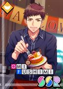 Omi Fushimi SSR Time for Pumpkins unbloomed
