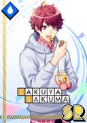 Sakuya Sakuma SR High Effort Stroke unbloomed
