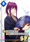 Homare Arisugawa SR What a Stylish Young Master bloomed