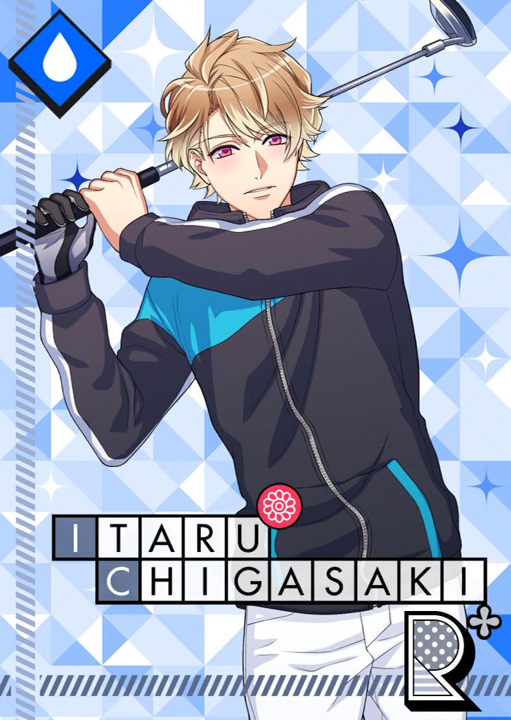 Itaru Chigasaki R Unfortunate Triple Bogey bloomed.png